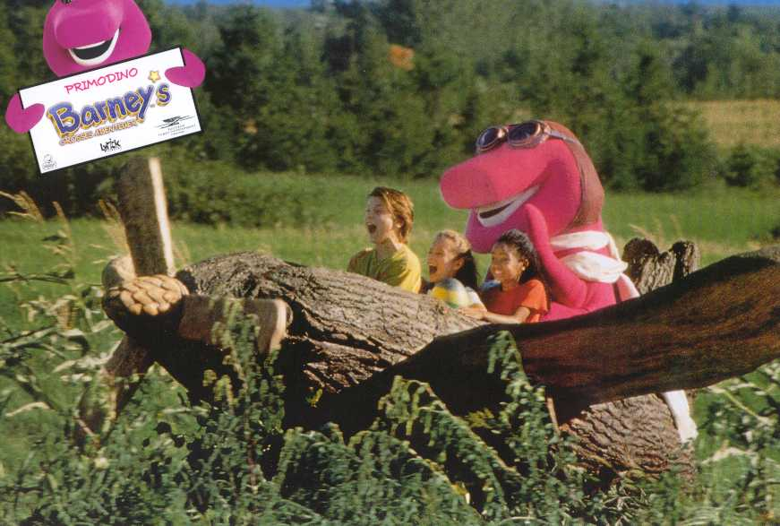 Barney s great adventure barney pictures to pin on pinterest